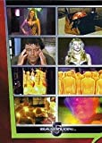 The Complete Babylon 5 The Movies Triptychs 12 Card Chase Set