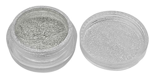 Mia Secret Chrome Mirror Nail Powder Glass Finish UV LED Gel (CHROME MIRROR POWDER)