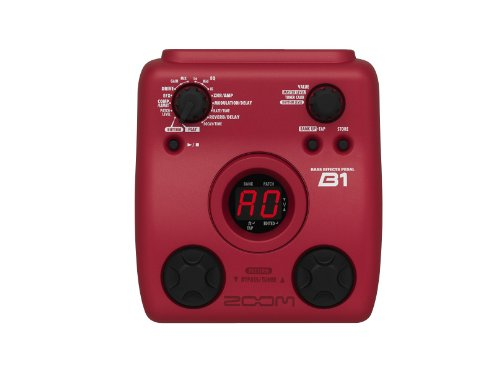 Zoom B1 Bass Effects Pedal - 2