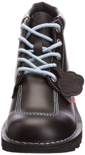 Core UK Men's Black 10 Kick 45 Hi Kickers Boots 5 EU tFqw4Tp