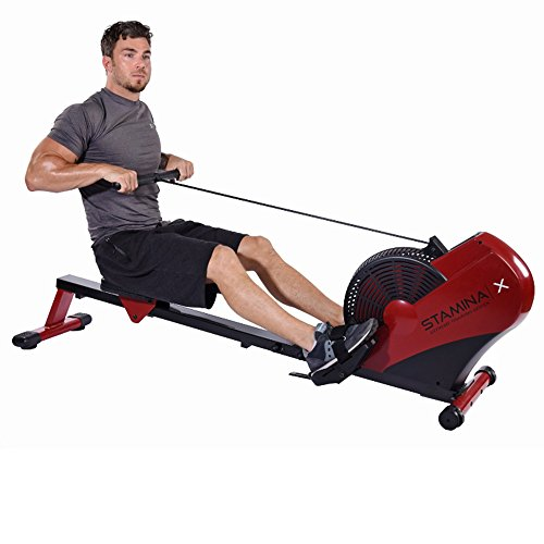 Stamina X ATS Air Rowing Machine