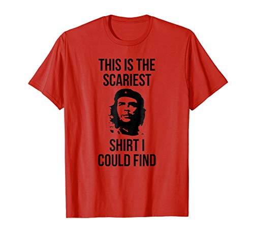 Scariest Halloween Costume Che Guevara Communism T-Shirt for $<!--$19.99-->