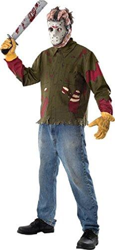 [Fancy A Nightmare On Elm Street Freddy Krueger Mens Costume Kit] (Festival Street Dance Costume)