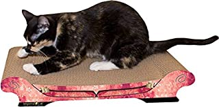 product image for Imperial Cat Comfort Couch Scratch 'n Shape, Antique Red