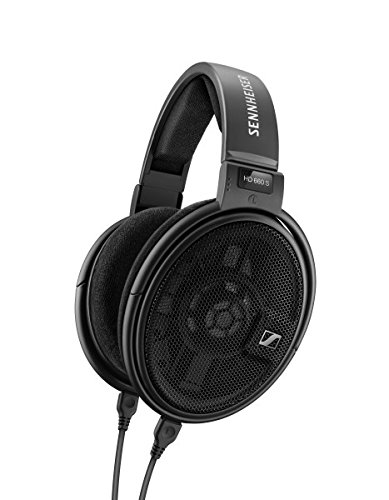 Sennheiser HD 660 S - HiRes Audiophile Open Back Headphone by Sennheiser