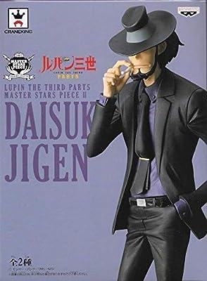 Banpresto Lupine III PART5 MASTER STARS PIECE Ⅱ Daisuke Jigen 26cm