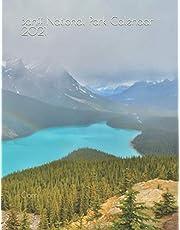 Banff National Park Calendar 2021
