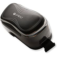 VR Glasses,3D Headset Virtual Reality Smart Mobile Android 4.4 1080P HDMI Micro USB TF Card (US Plug)