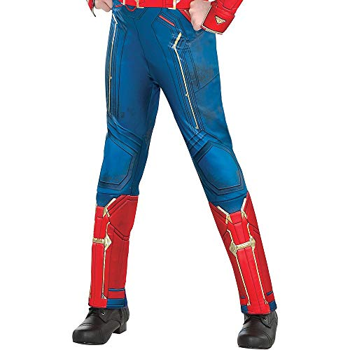 Costumes Usa Light Up Captain Marvel Halloween Costume For Girls Superhero Jumpsuit Medium Dress Size 8 10 Amazon In Clothing Accessories Shop for captain marvel costumes in avengers costumes. costumes usa light up captain marvel