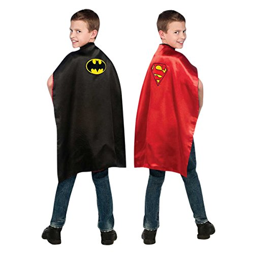 Imagine by Rubie's Batman v Superman: Dawn of Justice 2-in-1 Reversible Cape]()
