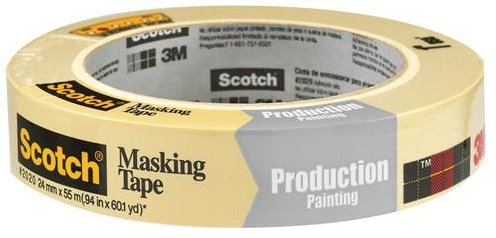 3m-2020-scotch-masking-tape-for-production-painting-1-inch-by-60-yard-4-pack