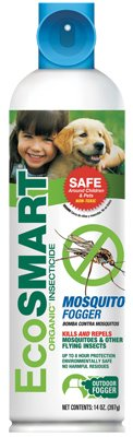 Ecosmart Mosquito Fogger Multiple Insects Liquid 14 Oz