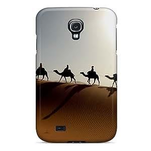 Bernardrmop Premium Protective Hard Case For Galaxy S4- Nice Design - Desert by icecream design