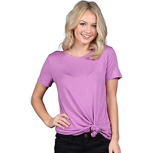 Zenana Outfitters Essential Tunic Top