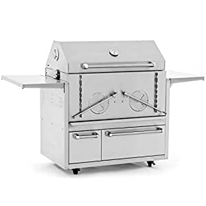 Cajun Preaux Pro Grill and Cart