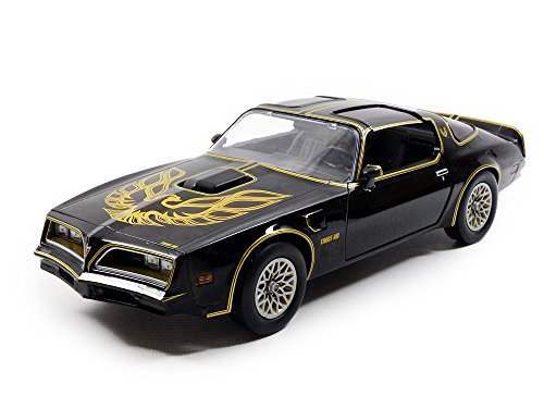 Greenlight 19025 1:18 1977 Pontiac Firebird Trans Am Smokey and The Bandit Artisan Collection