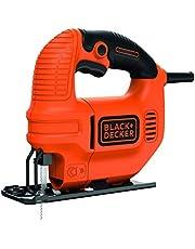 Black+Decker Serra Tico Tico 420W, Laranja