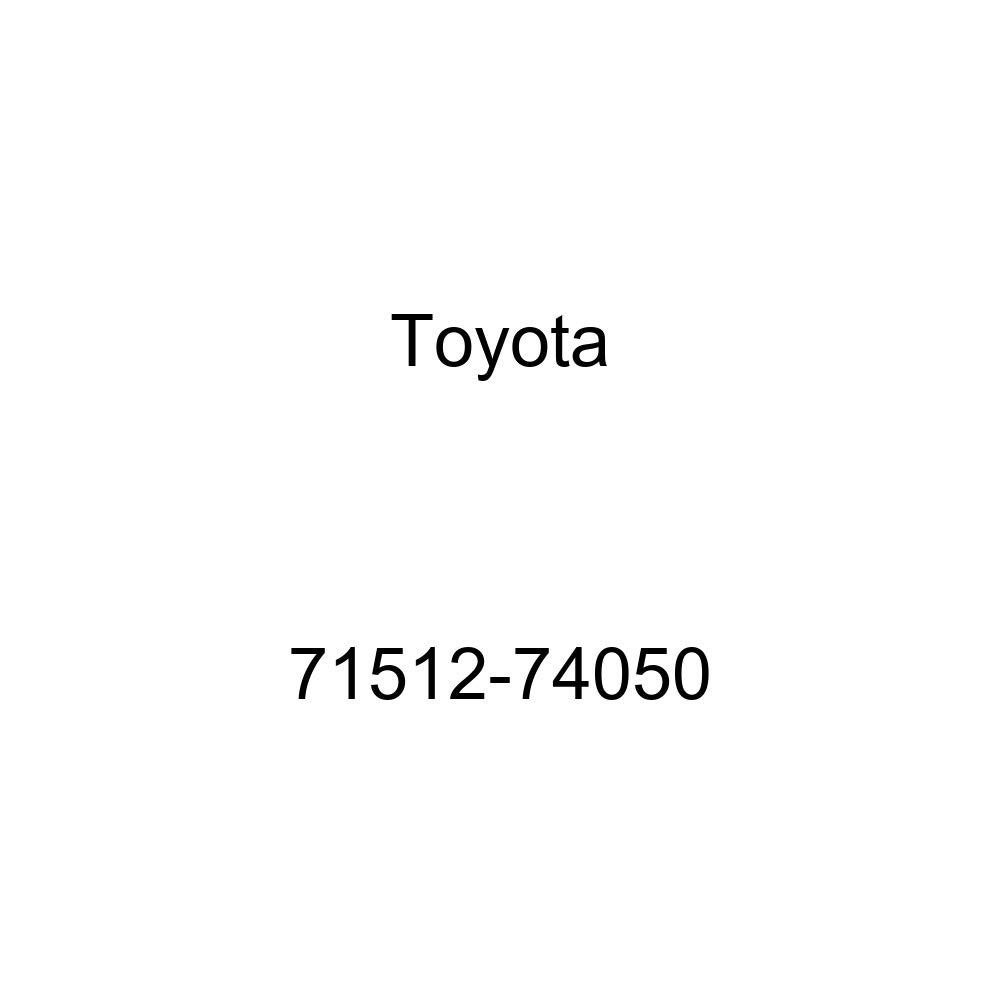 TOYOTA Genuine 71512-74050 Seat Cushion Pad