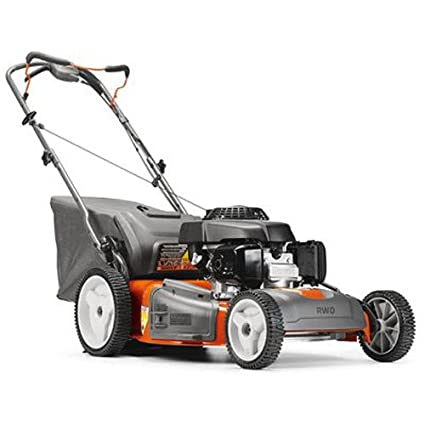 Amazon.com   Husqvarna 961450023 HU700H Honda 160cc 3-in-1 Rear Wheel Drive  Hi-Wheel Mower in 22-Inch Deck   Garden   Outdoor 9c773e4d0bc