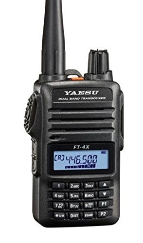 Yaesu FT-4XR Dual Band HandHeld VHF UHF Transceiver! for sale  Delivered anywhere in USA