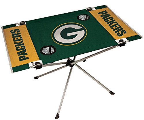 Rawlings NFL Green Bay Packers End Zone Table, Large/31.5