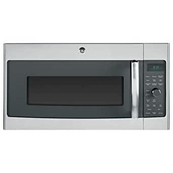 Amazon.com: GE PVM9179SFSS Profile 1.7 Cu. Ft. Stainless