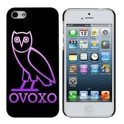 OvOxO Drake Owl Purp iPhone 5/5s case