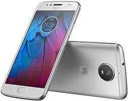 "Smartphone Motorola Moto G5S Dual Chip Android 7.1.1 Nougat Tela 5.2"" 32GB 4G Câmera 16MP"