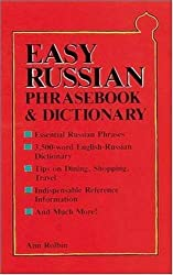 Easy Russian Phrasebook & Dictionary