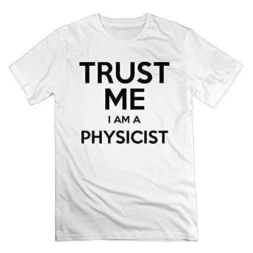 Men's Trust Me I Am A Physicist T-Shirt - XL -