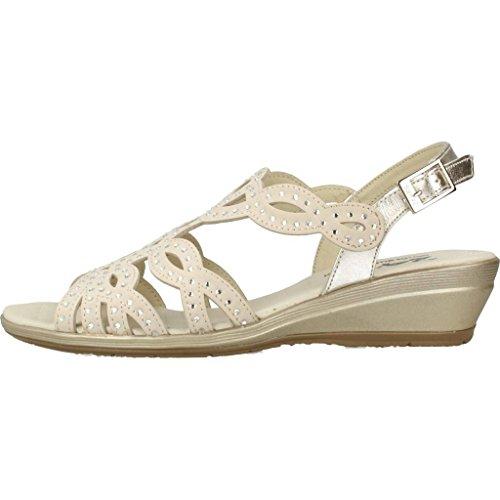 24 colore sandali marca duna modello oro 23640 Horas oro sandali rwPpqrF
