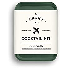 The Carry On Cocktail Kit by W&P Design, Hot Toddy, Ingredients For Two In-Flight Cocktails
