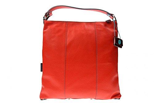 GABS donna borse monospalla SOFIA PALMELLATO G000500T3 P0026 C4001 ROSSO Rosso