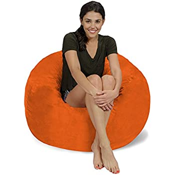 Amazon Com Cozy Sack 3 Feet Bean Bag Chair Medium