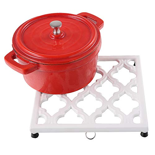 Square Cast Iron Trivet