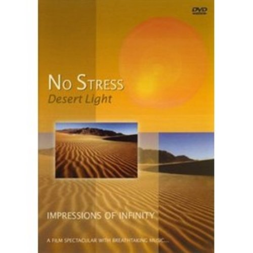 Nature DVD - No Stress: Desert Light - from USA National Parks-with Tribal Music
