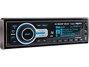 Axxera XDMA7800 CD Receiver With AM/FM Tuner And Built-In Bluetooth