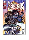 Battlegods #1 Warriors of the Chaak Dark