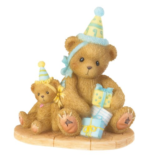- Cherished Teddies Age 9 It's Devine to Be Nine Through The Years Series 4020580 - New!