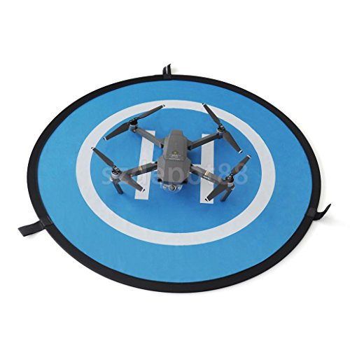 Landing Pad Parking Apron Quadcopter Pad for DJI Mavic Phantom 3 4 Pro by uptogethertek