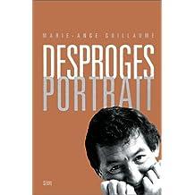 Desproges, portrait