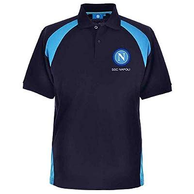 Napoli SSC Leisure Polo Shirt (Sizes S to 3XL)