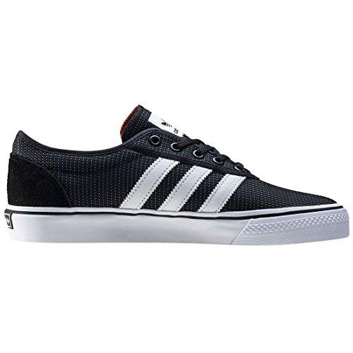 adidas Adi-Ease, Scarpe da Ginnastica Unisex – Adulto, Nero (Negbas/Ftwbla/Energi), 46 EU