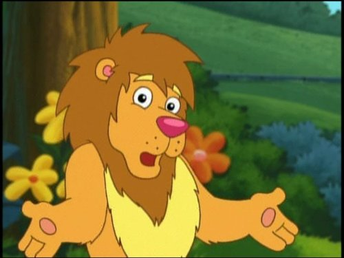 Leon, The Circus Lion