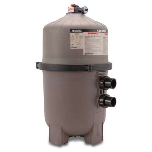 Grid Pool - Hayward DE4820 ProGrid D.E. Pool Filter, 48 Square Foot, Vertical Grid