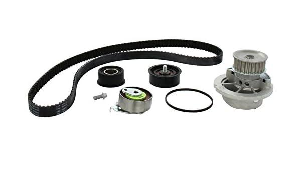 Amazon.com: OPEL Zafira A Astra G BOSCH Timing Belt Kit + Water Pump 1.4-1.6L 1998-2005: Automotive