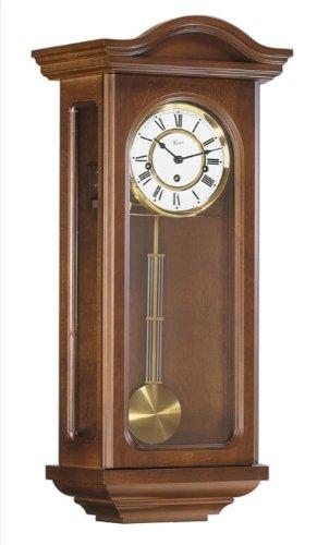Hermle Glass Clock - Northfields