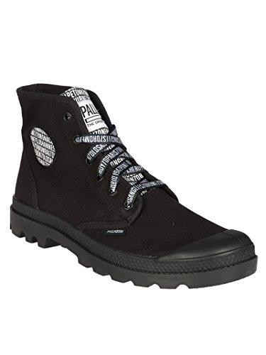Palladium , Damen Outdoor Fitnessschuhe schwarz schwarz 37 Colore
