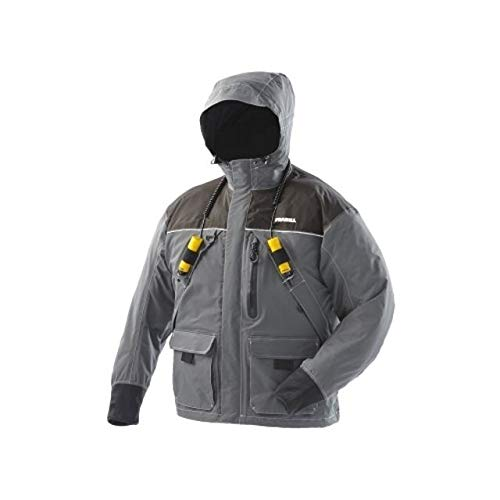Frabill I2 Jacket, Dark Grey, Large
