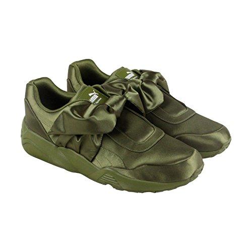 Mens Penty Da Rihanna Green Bow Sneaker 36573904 Scarpe Da Ginnastica